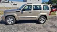 2010 Jeep Liberty 4x2 Sport 4dr SUV