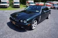 2008 Jaguar XJ-Series XJR 4dr Sedan