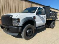 2009 Ford F-450 Super Duty 4X2 2dr Regular Cab 140.8-200.8 in. WB