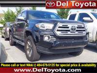 Used 2019 Toyota Tacoma 4WD Limited For Sale in Thorndale, PA | Near West Chester, Malvern, Coatesville, & Downingtown, PA | VIN: 3TMGZ5AN7KM263808