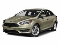 Used 2015 Ford Focus SE Sedan