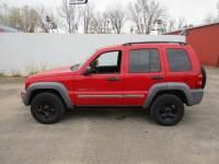 2002 Jeep Liberty 4dr Sport 4WD SUV
