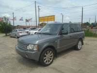 2008 Land Rover Range Rover 4x4 Supercharged 4dr SUV