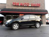 2008 Nissan Rogue AWD S SULEV Crossover 4dr