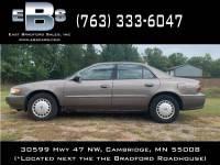 2004 Buick Century Custom 4dr Sedan