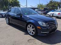 2014 Mercedes-Benz C-Class C 250 Luxury 4dr Sedan