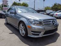 2013 Mercedes-Benz C-Class C 250 Sport 4dr Sedan