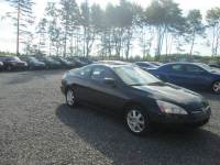 2005 Honda Accord EX V-6 2dr Coupe