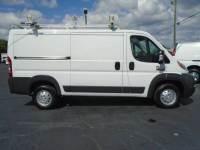2014 RAM ProMaster Cargo 1500 136 WB 3dr Low Roof Cargo Van