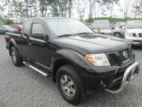 2010 Nissan Frontier 4x4 PRO-4X 4dr King Cab Pickup 5A