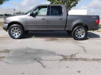 2002 Ford F-150 4dr SuperCab Lariat 4WD Styleside SB