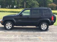 2004 Jeep Liberty Limited 4WD 4dr SUV
