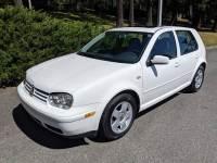 2001 Volkswagen Golf 4dr GLS 1.8T Turbo Hatchback
