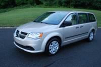 2014 Dodge Grand Caravan American Value Package 4dr Mini-Van