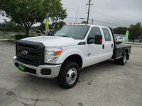 2016 Ford F-350 Super Duty 4x4 XL 4dr Crew Cab 176 in. WB DRW Chassis
