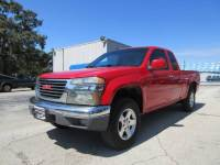 2010 GMC Canyon 4x2 SLE-1 4dr Extended Cab