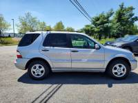 2004 Mercedes-Benz M-Class AWD ML 350 4MATIC 4dr SUV