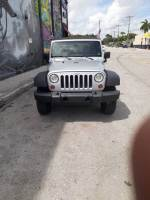 2007 Jeep Wrangler Unlimited 4x4 X 4dr SUV