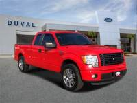 Used 2014 Ford F-150 For Sale in Jacksonville at Duval Acura | VIN: 1FTFX1CF1EFC27407