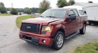 2014 Ford F-150 4x2 STX 4dr SuperCab Styleside 6.5 ft. SB