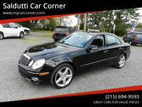 2009 Mercedes-Benz E-Class AWD E 350 4MATIC 4dr Sedan
