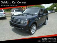 2012 Land Rover Range Rover Sport 4x4 HSE LUX 4dr SUV