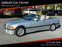 1999 BMW 3 Series 328i 2dr Convertible