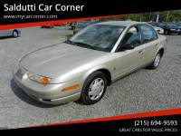 2000 Saturn S-Series SL1 4dr Sedan