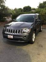 2017 Jeep Compass Sport 4dr SUV