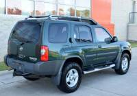 2002 Nissan Xterra 4dr SE Supercharged 4WD SUV