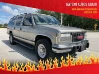 1999 Chevrolet Suburban C2500 LT 4dr SUV