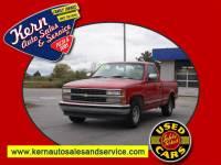 1993 Chevrolet C/K 1500 Series C1500 Silverado
