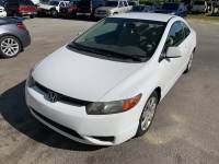 2008 Honda Civic LX 2dr Coupe 5M