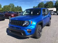 2020 Jeep Renegade 4x4 Jeepster 4dr SUV