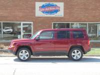 2016 Jeep Patriot 4x4 Latitude 4dr SUV