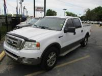 2005 Ford F-150 4dr SuperCrew King Ranch Rwd Styleside 5.5 ft. SB
