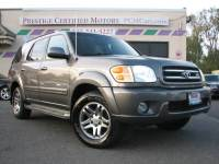 2004 Toyota Sequoia Limited 4dr SUV