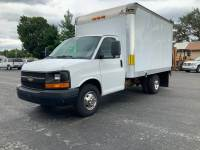 2012 Chevrolet Express Cutaway 3500 2dr Commercial/Cutaway/Chassis 139 in. WB