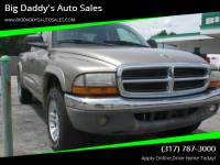 2004 Dodge Dakota 2dr Club Cab SLT Plus Rwd SB