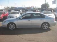 2006 Subaru Legacy AWD 2.5 GT Limited 4dr Sedan w/Black Int. (2.5L H4 5A)