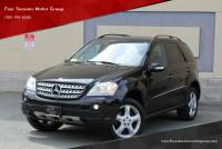 2008 Mercedes-Benz M-Class AWD ML 350 4MATIC 4dr SUV