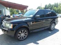 2008 Land Rover Range Rover Sport 4x4 Supercharged LE 4dr SUV
