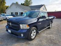 2013 RAM Ram Pickup 1500 4x4 Tradesman 4dr Quad Cab 6.3 ft. SB Pickup