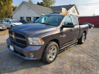 2017 RAM Ram Pickup 1500 4x4 Tradesman 4dr Quad Cab 6.3 ft. SB Pickup