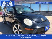 2008 Volkswagen New Beetle Triple White PZEV 2dr Coupe