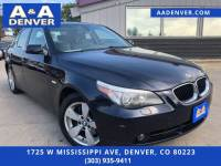 2006 BMW 5 Series AWD 530xi 4dr Sedan