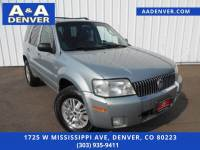 2006 Mercury Mariner AWD Luxury 4dr SUV