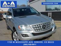 2009 Mercedes-Benz M-Class AWD ML 350 4MATIC 4dr SUV