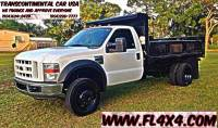 2008 Ford F-450 Super Duty FLAT BED