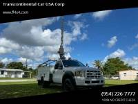 2007 Ford F-450 Super Duty 4X2 2dr Regular Cab 140.8-200.8 in. WB